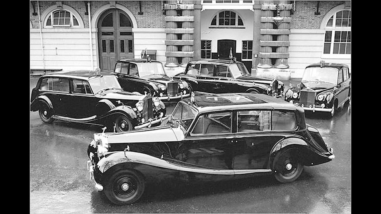 Rolls-Royce-Fuhrpark