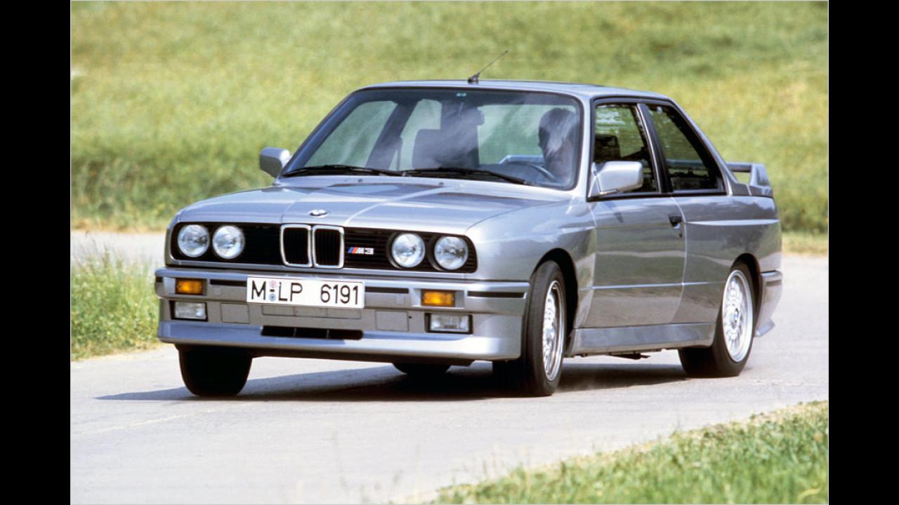 12. September 1985: Allrad und M3 erstmals gezeigt