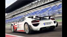 Porsche dreht an der Uhr