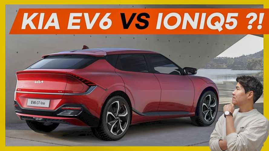Not Sure Whether To Go For Kia EV6 Or Hyundai Ioniq 5? This Video May Help