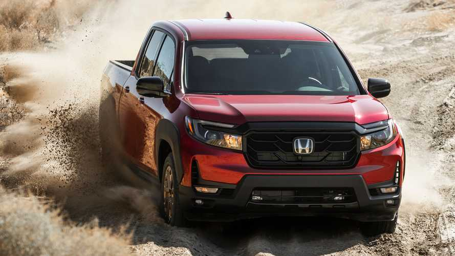2021 Honda Ridgeline Sport First Drive Review