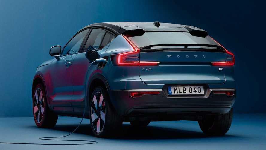 Volvo C40 estreia como SUV-cupê 100% elétrico do XC40 - veja fotos e detalhes