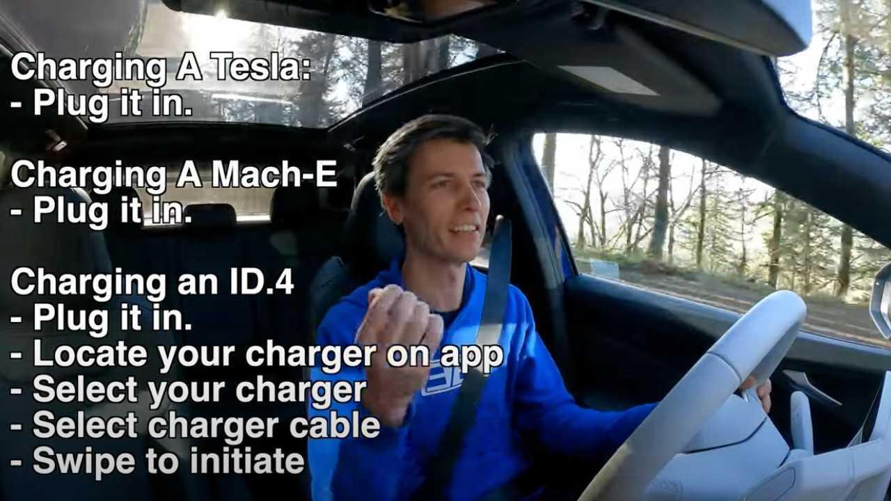 Engineering Explained Volkswagen ID.4