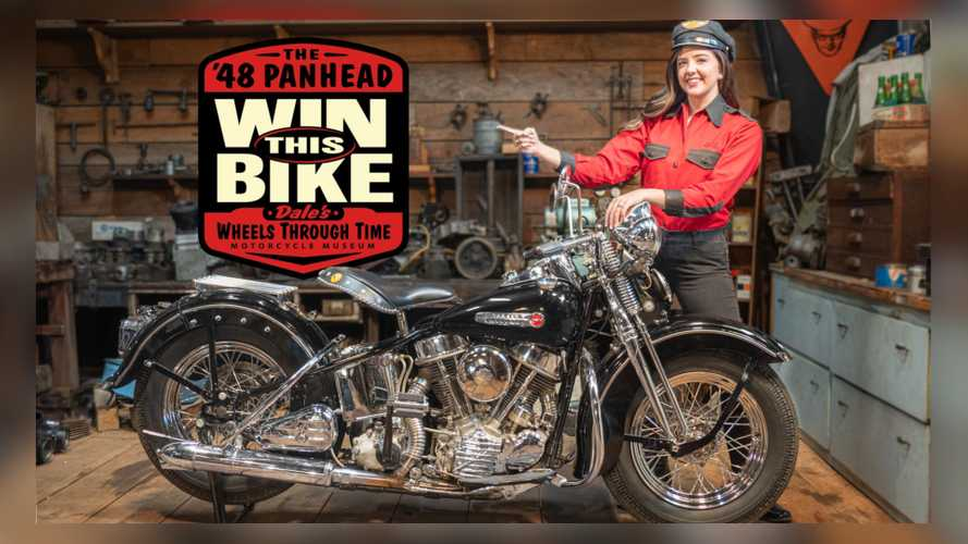 You Can Win A Trip Visit The Wheels Through Time Museum