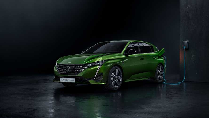 Electric And Mild Hybrid Options Coming To Peugeot 308 But No Hot Hatch