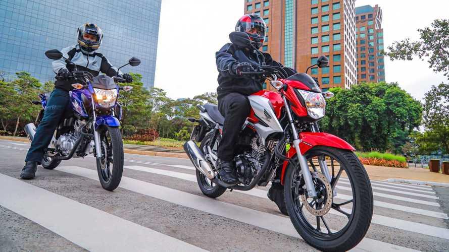 Nova Honda CG 160 2022 é apresentada com novo visual