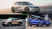 Hyundai Ioniq 5 im Vergleich mit VW ID.4 und Nissan Ariya