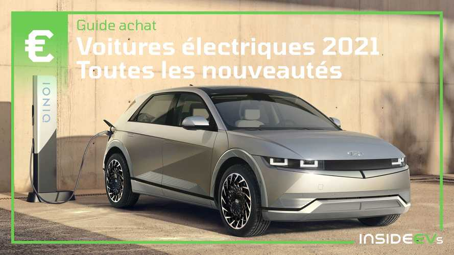 Toutes les nouveautés électriques de 2021 !