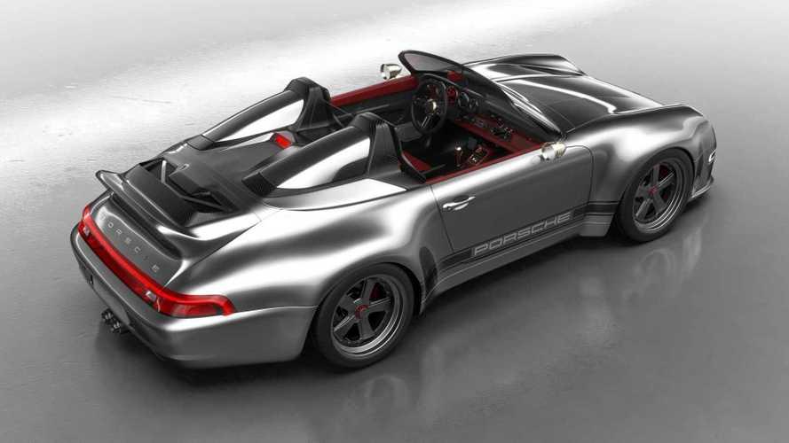 Gunther Werks Porsche 911 Speedster 993