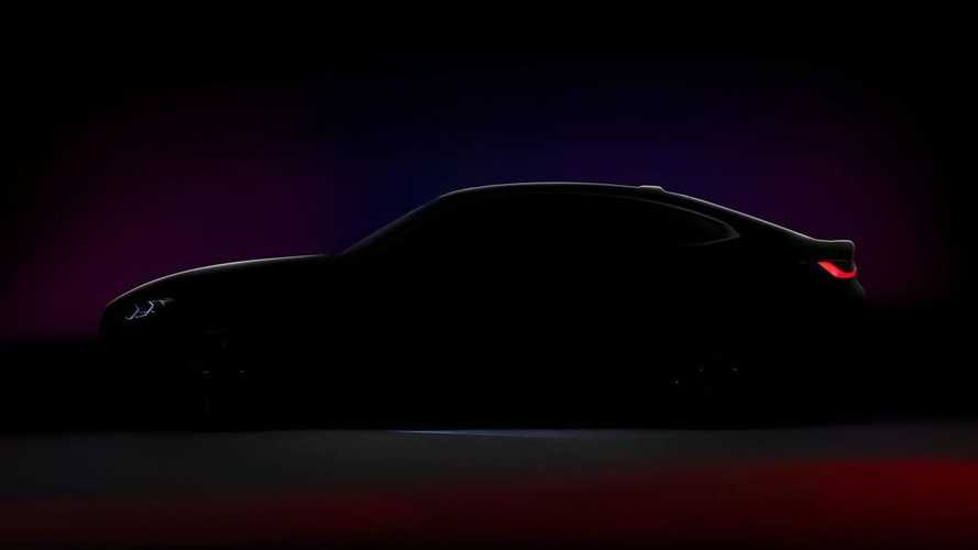 BMW i4 Teased Ahead Of Official Debut Tomorrow