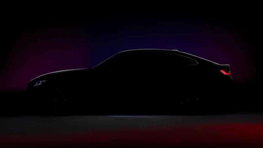 BMW i4 - Dernier teaser avant d'être révélée... aujourd'hui !
