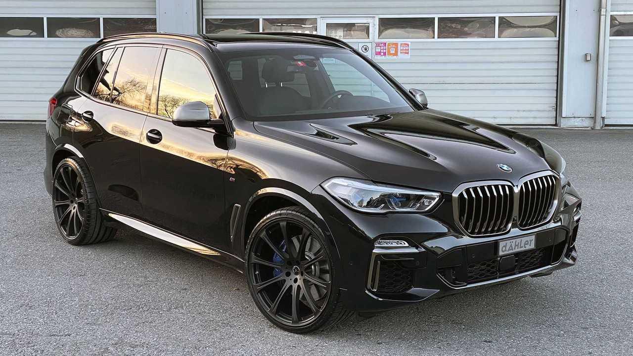 Dähler verpasst dem BMW X5 M50i mehr Leistung