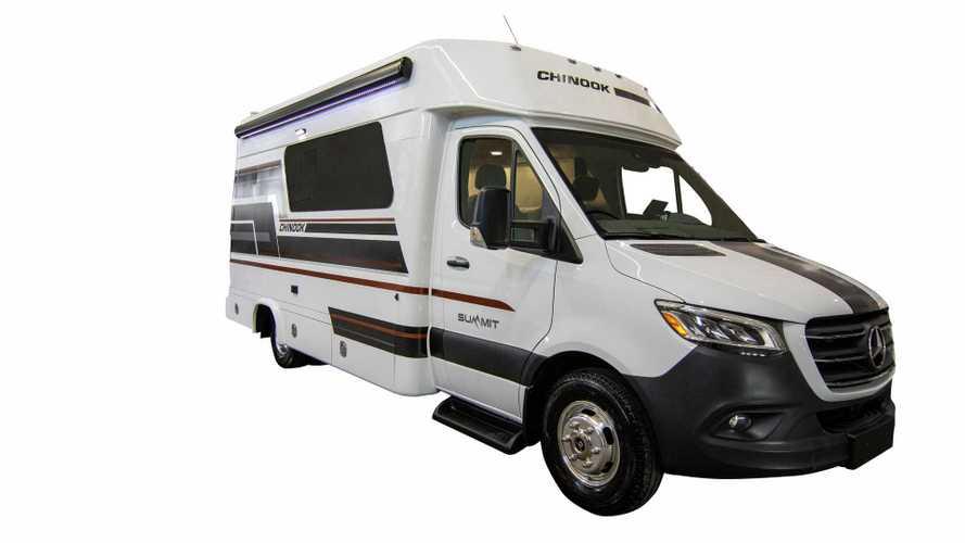 Chinook Summit, una autocaravana compacta llena de soluciones