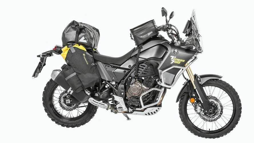 Touratech Launches Discovery, A One-And-Done Soft Luggage System