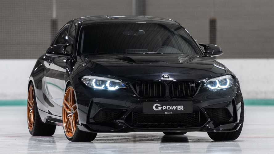 BMW M2 CS: con hasta 660 CV, gracias a la magia de G-Power
