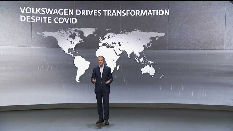 Volkswagen AG - Annual media conference 2021
