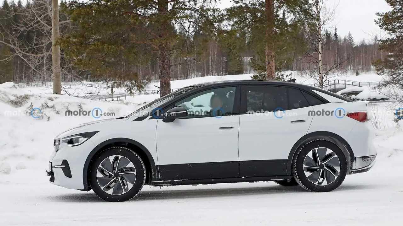Volkswagen ID.5 elétrico em testes