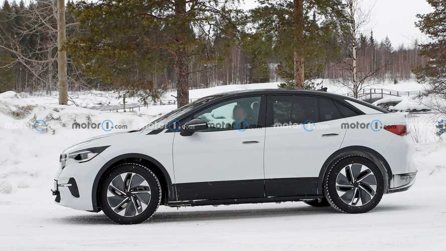 SUV-cupê elétrico VW ID.5 tem primeiros dados oficiais divulgados