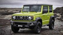 Suzuki Jimny (2021): Neustart als Nutzfahrzeug