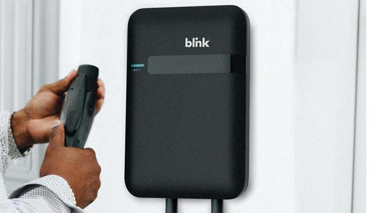 Blink HQ150 EV charger