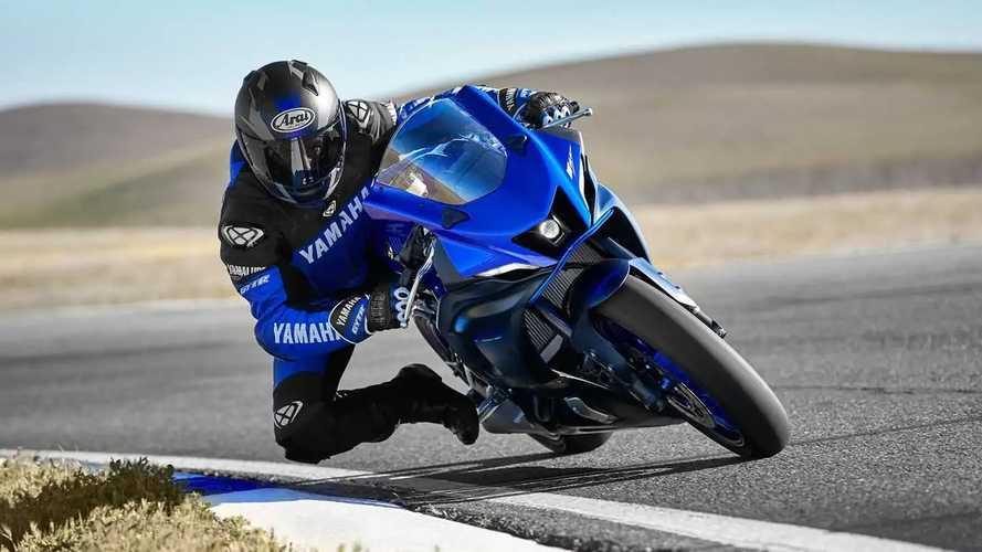 Nova Yamaha R7 2022 chega com motor da MT-07