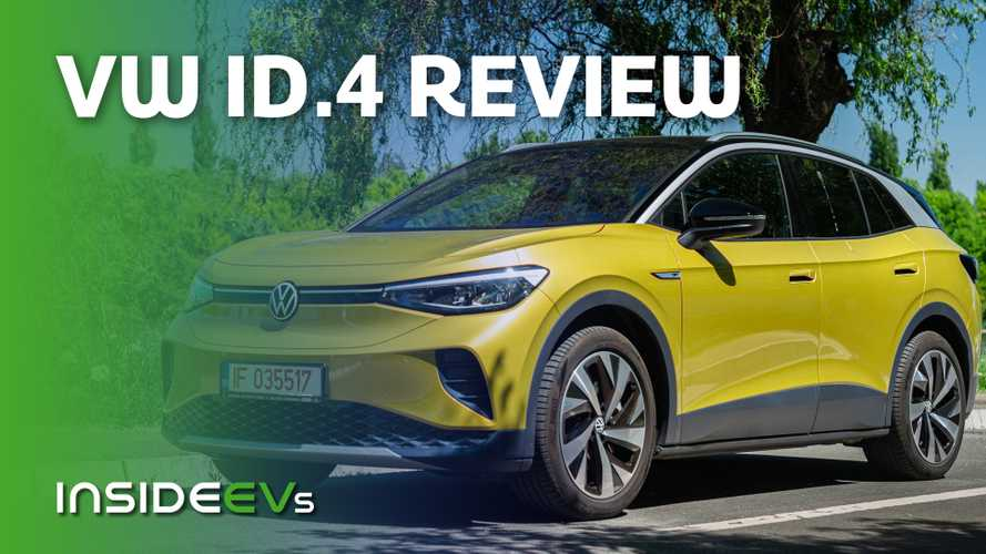 2021 Volkswagen ID.4 First Edition Review - Volkswagen's First Global EV