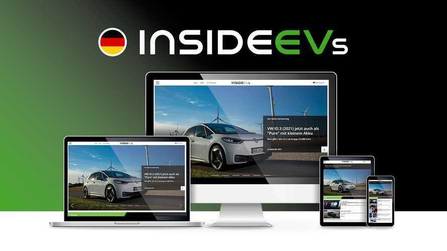 Motorsport Network запустила немецкую версию издания InsideEVs
