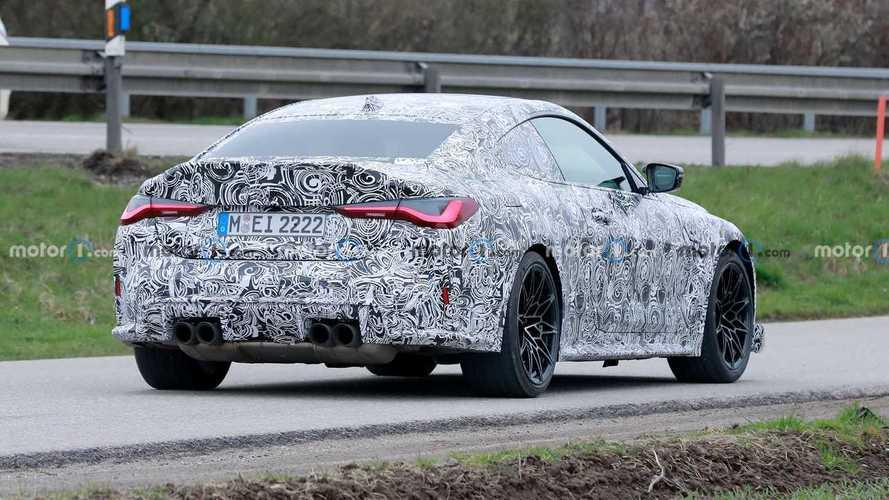 Vidéo - La BMW M4 CS/CSL en essai sur circuit