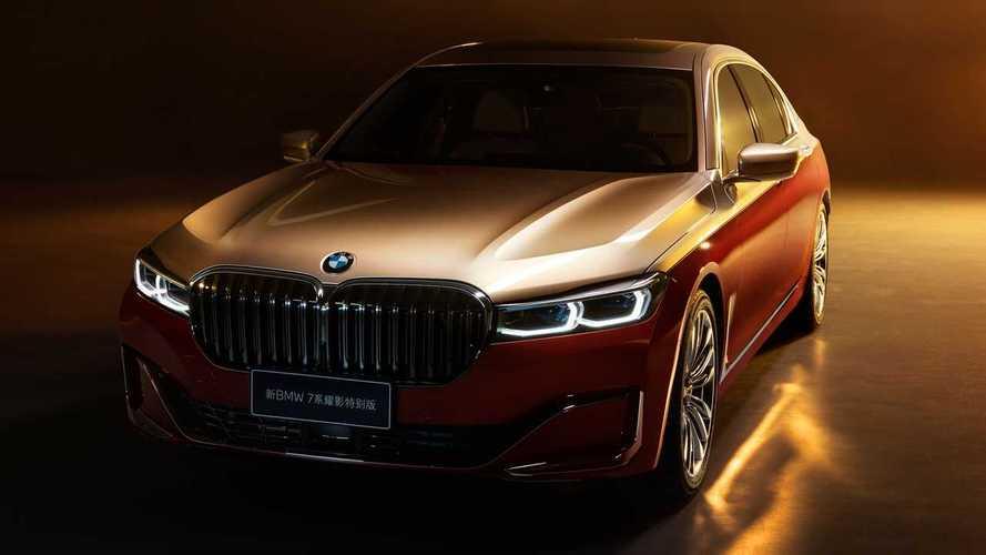 BMW Serie 7 bicolor