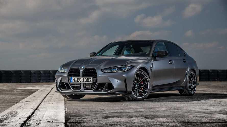 BMW'nin, M3 CS'i üretmeye hazırlandığı öne sürüldü