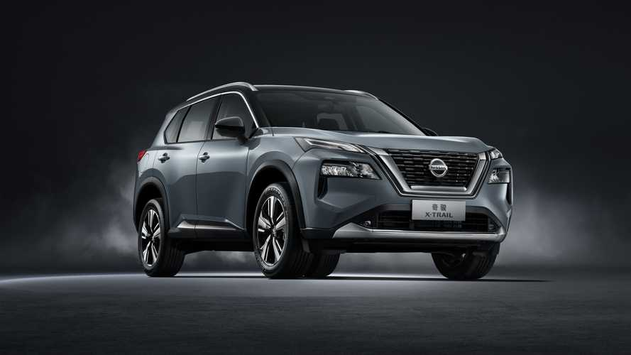Nissan X-Trail version for China