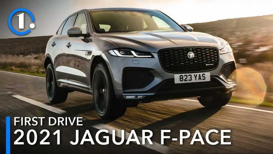 2021 Jaguar F-Pace First Drive Review: Details, Details, Details