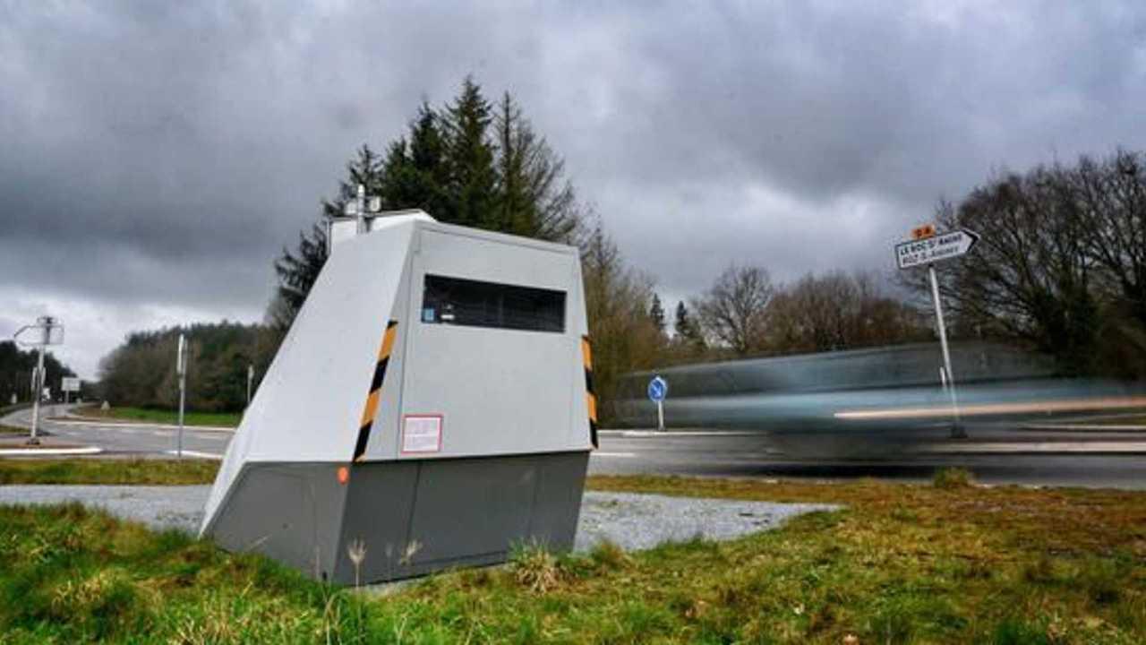 Radares autónomos, capaces de multar en curvas