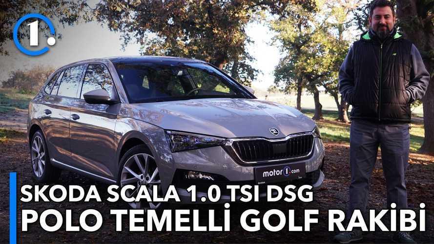 2020 Skoda Scala Premium 1.0 TSI DSG | Neden Almalı?