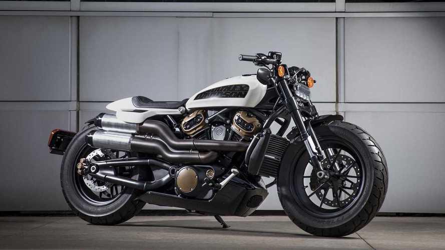 Harley-Davidson 1250 Custom 2021