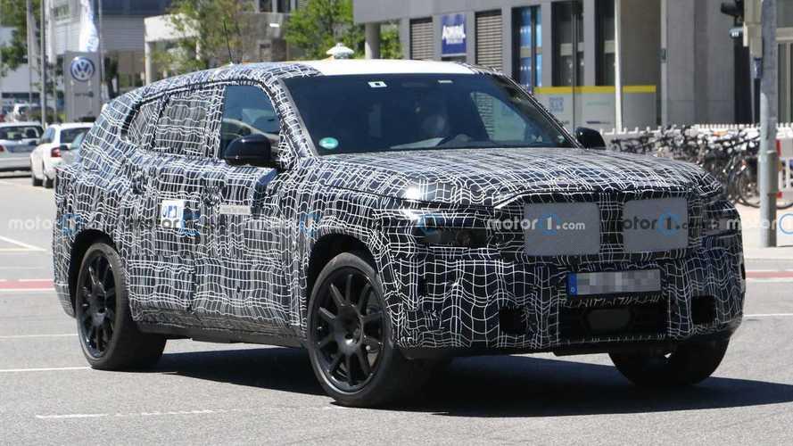 La nouvelle sportive de BMW pourrait s'appeler XM