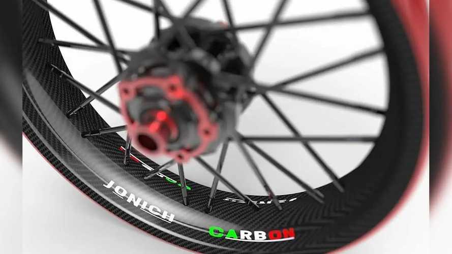 JoNich's New Wheels Combine Aluminum And Carbon Fiber