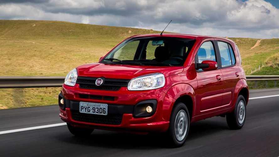 Carros da Fiat foram os que mais aumentaram de preço em abril