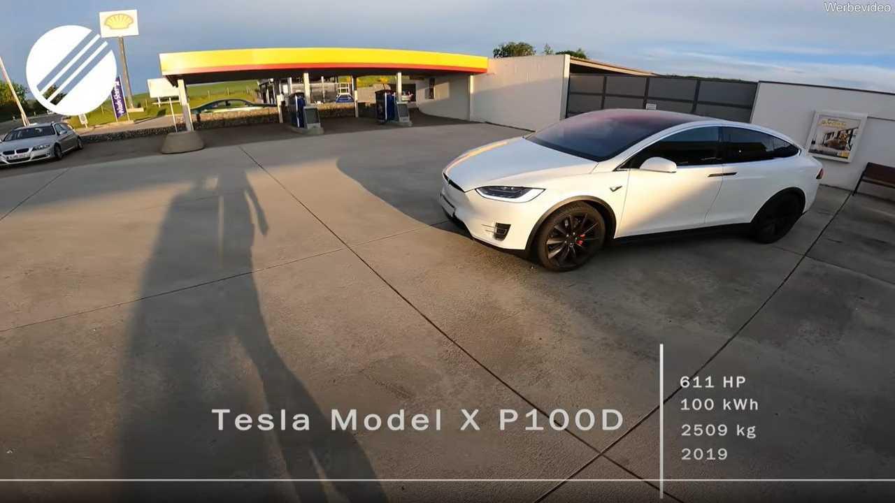 Model X top speed