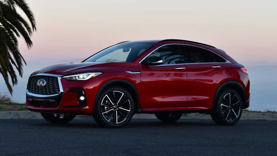 2022 Infiniti QX55: First Drive Review