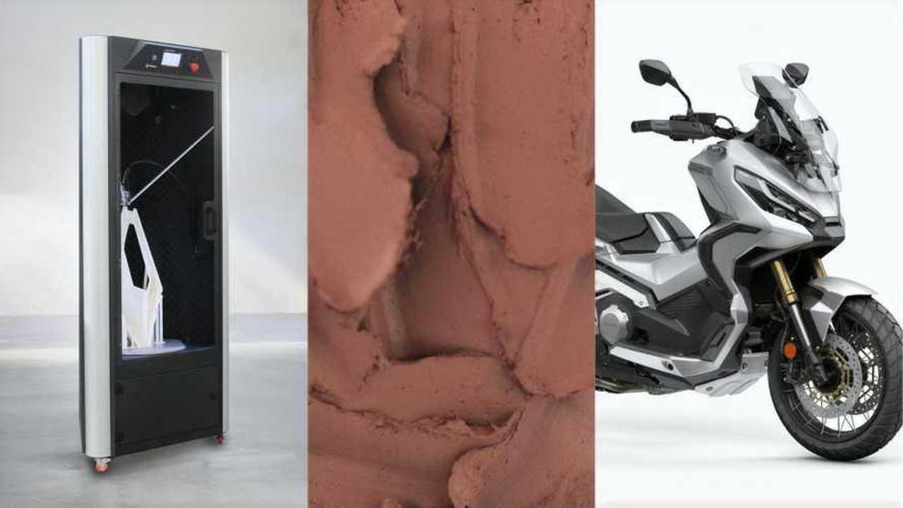 Honda R&D Europe teams up with WASP 3D Printing