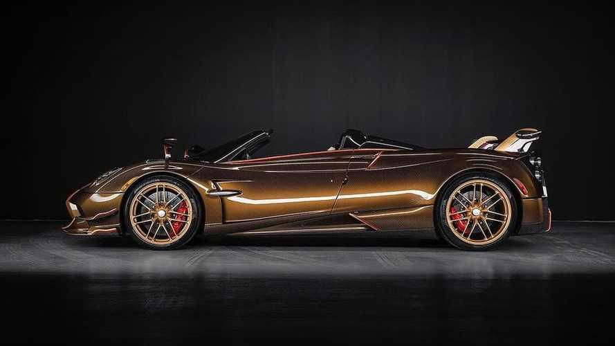 Pagani Huayra Roadster BC Goes 'Supernova' With Latest One-Off Build