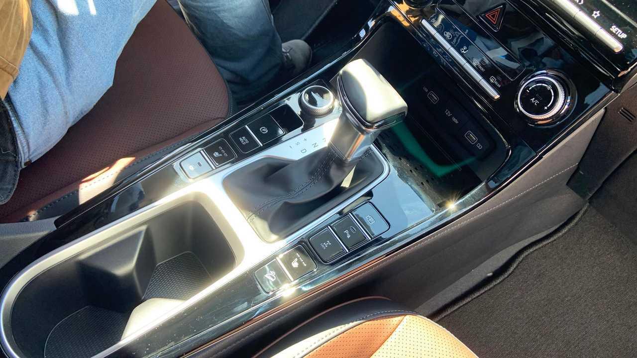 Hyundai Creta второго поколения для России, центральная консоль