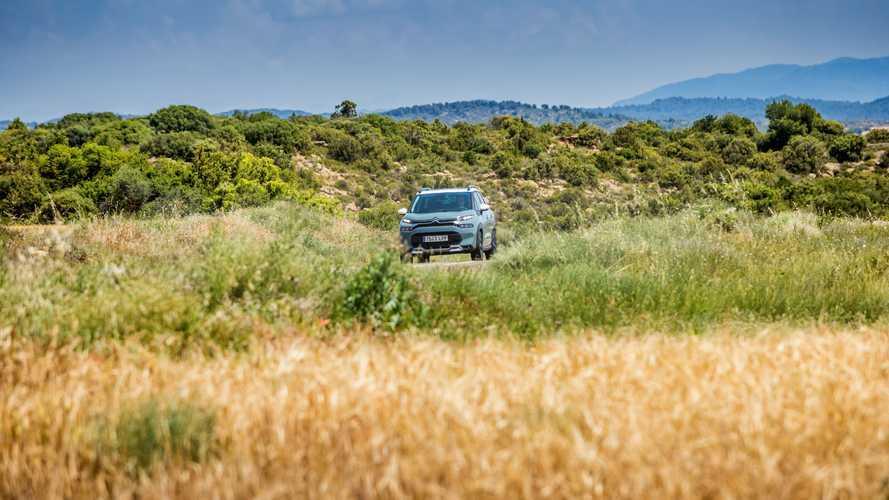 Citroën C3 Aircross 2021 primera prueba