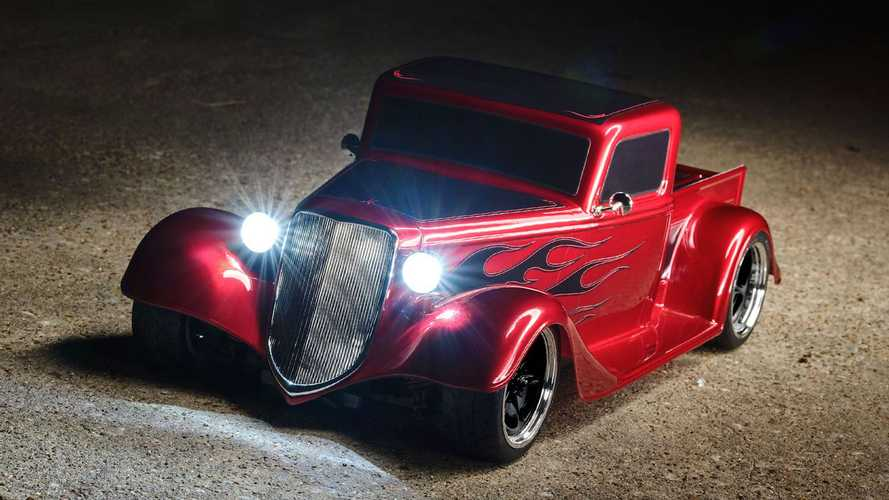 Traxxas Unveils Hot Rod-Bodied RC Cars With Looks From The '30s
