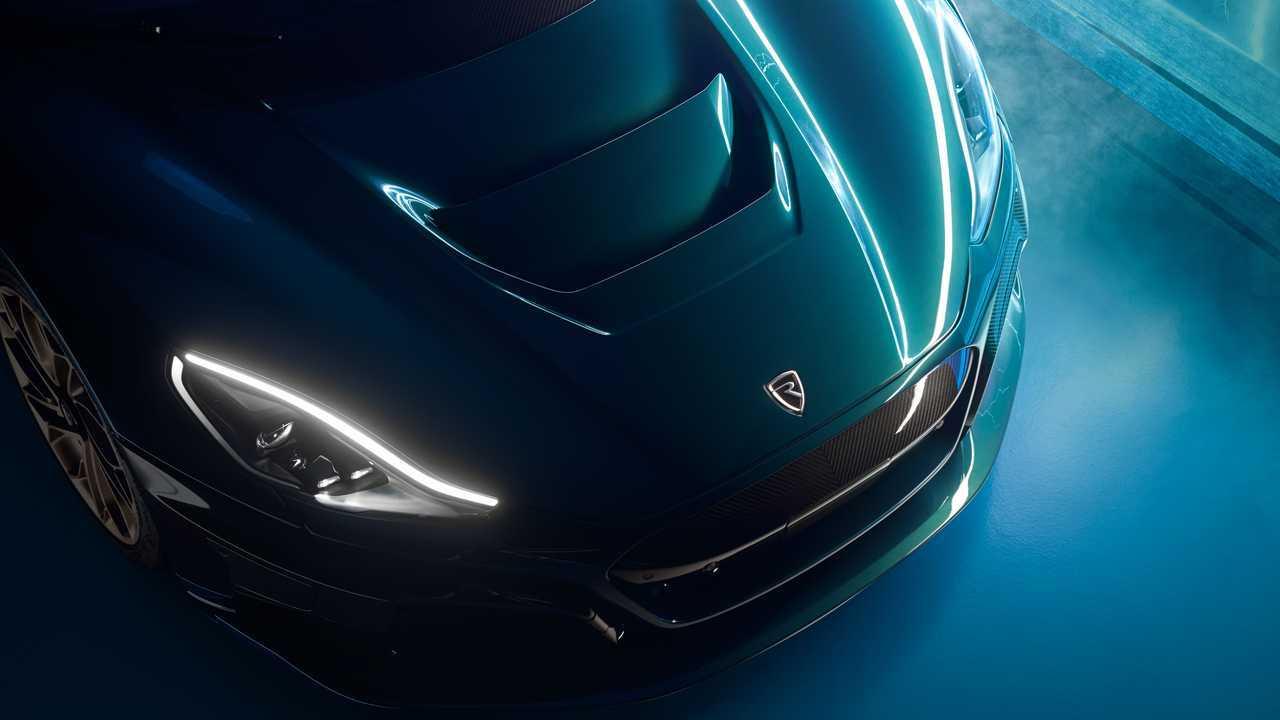 Rimac может стать новым владельцем Bugatti