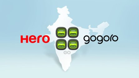 Gogoro And Hero MotoCorp Team Up On Battery Swapping Partnership