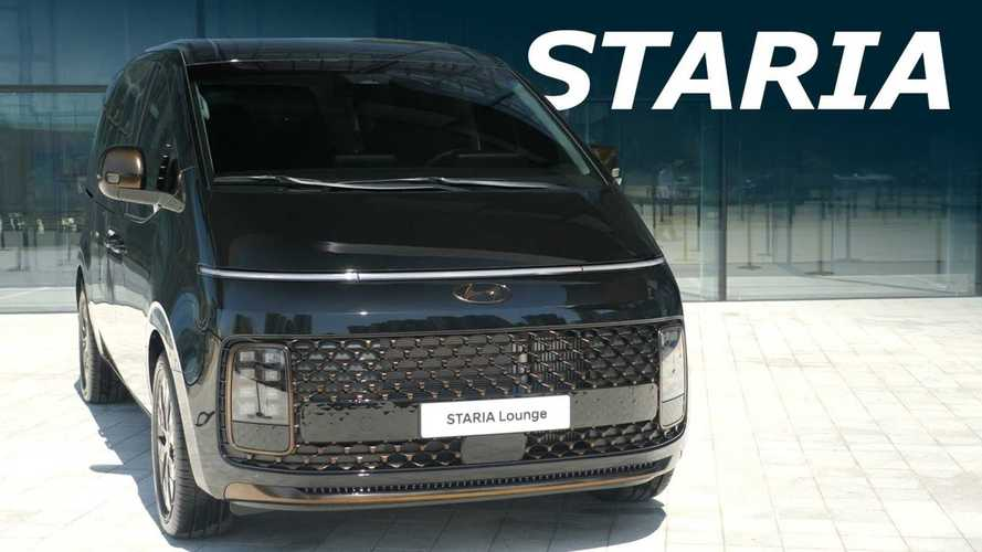 Hyundai Starex'in yeni nesli niteliğindeki yeni modeli görün!