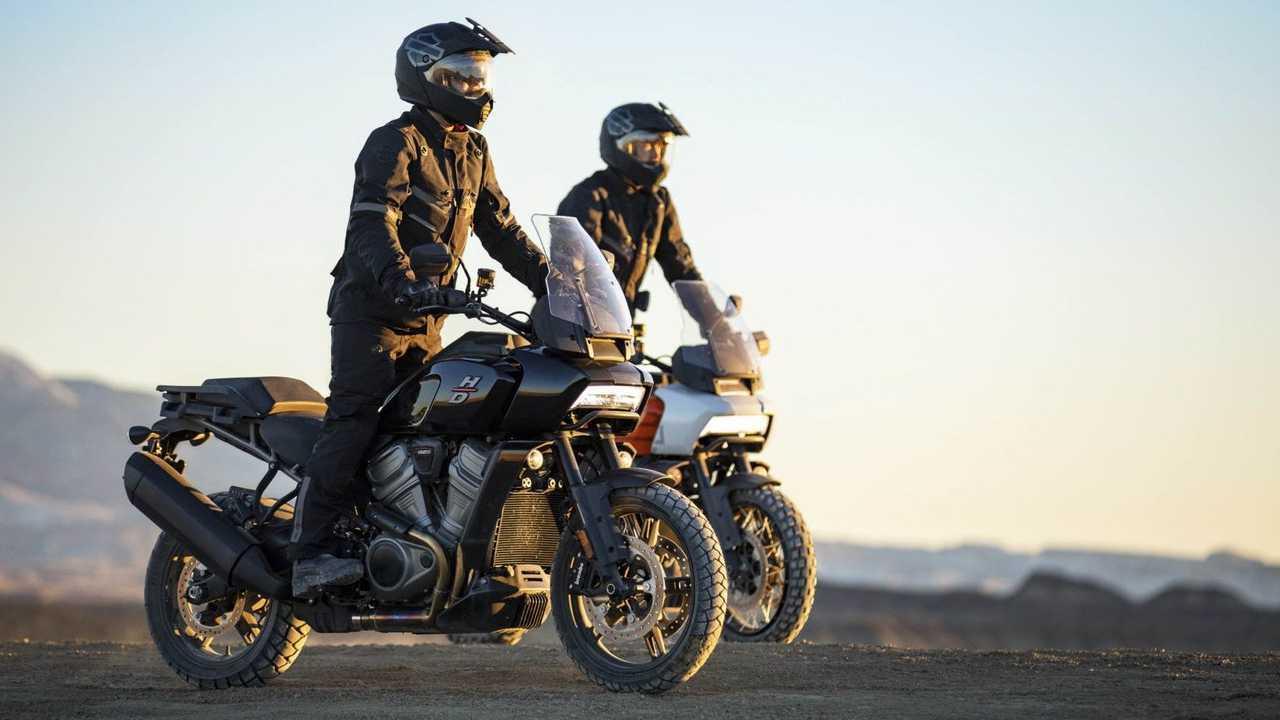 2021 Harley-Davidson Pan America - Double