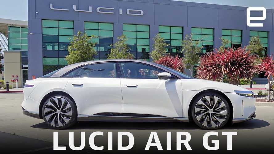 Watch This Lucid Air Grand Touring Review And Ride Along